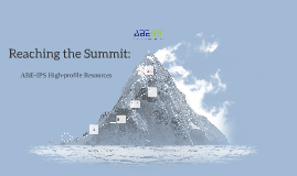 ABE-IPS: High profile resources