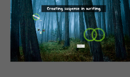 Copy of Creating suspense in writing