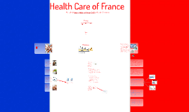 Copy of Health Care of France