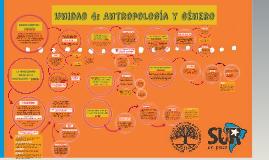 Unidad 4: Antropología y género
