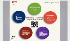 Fra policy til læring - Taastrup