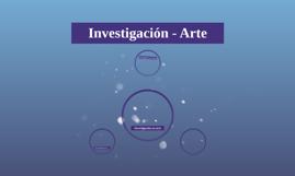 Investigación - Arte