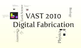 VAST10 Presentation