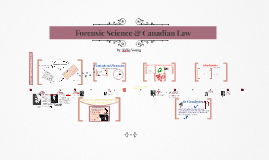 Forensic Science & Canadian Law