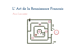 French Renaissance Art Project