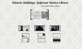 Jefferson Market Library
