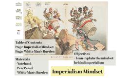 Imperialism Mindset