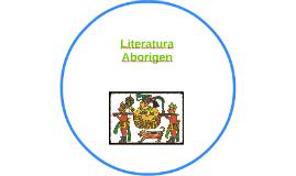 Literatura Aborigen