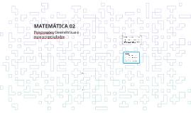 Revisão Progressões Geométricas e suas propriedades 2019