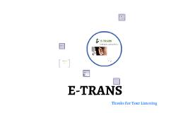 E-TRANS