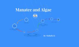 Manatee and Algae