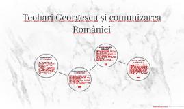 Teohari Georgescu și comunizarea României