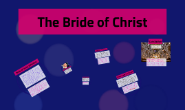 Copy of The Bride of Christ