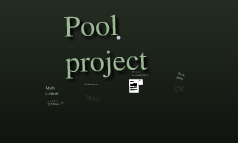 2nd pool project.