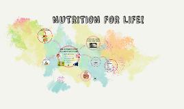 5th Grade Nutrition