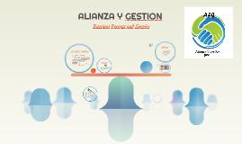 ALIANZA Y GESTION