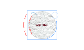 Copy of Functional Tasks for Mastering the Mechanics of Writing and Going Just Beyond