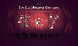 She Kills Monsters Costumes