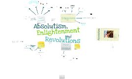Unit 6: Revolutionary Ideas
