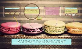 Copy of KALIMAT DAN PARAGRAF