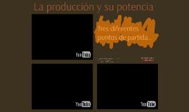 La potencia de la producción