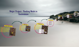 Copy of Major Project- Finding Math in Badminton