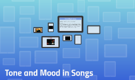 Tone & Mood in Songs