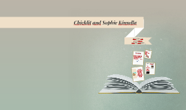 Chicklit and Sophie Kinsella