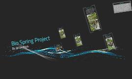 Bio Spring Project