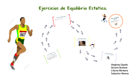 Ejercicios de Equilibrio Dinamicos