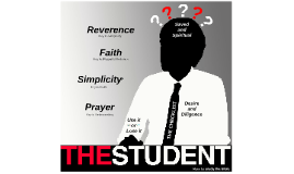 How to study the Bible - The Student