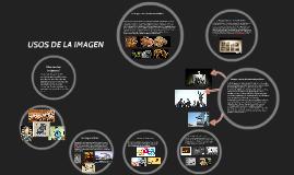 Copy of Usos de la imagen