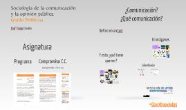 Copy of Sentidos comunes sobre la comunicación
