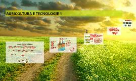 Tecnologia, Agricoltura e tecnologia 1