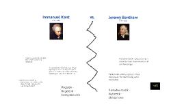 Kant vs. Bentham