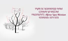 Copy of PLAN DE DESRROLLO PARA CERRAR LA BRECHA