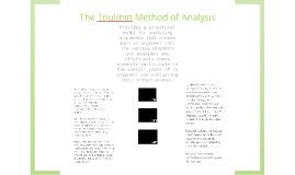 ENG 100: Toulmin