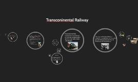 Transconinental Railway