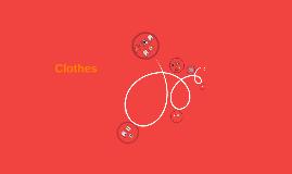 Clothes by Diana Aparicio Beltran