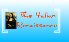Art in the Italian Renaissance