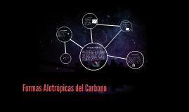 Formas Alotrópicas del Carbono