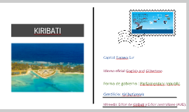 REPUBLICA DE KIRIBATI
