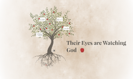 Their Eyes are Watching God