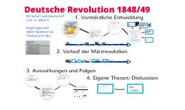 Copy of Deutsche Revolution 1848/49