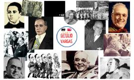 Os Anos de Getúlio Vargas
