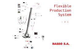 Producción Flexible - Inglés