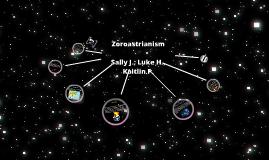 Copy of Zoroastrianism