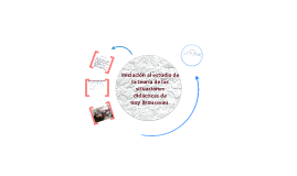 Copy of Iniciación al estudio de la teoría de las situaciones didácticas de Guy Brousseau