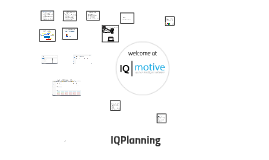 IQPlanning by IQMotive