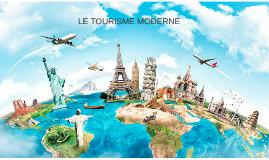 Une petite histoire du tourisme moderne (Marius Habilaj, VE T)